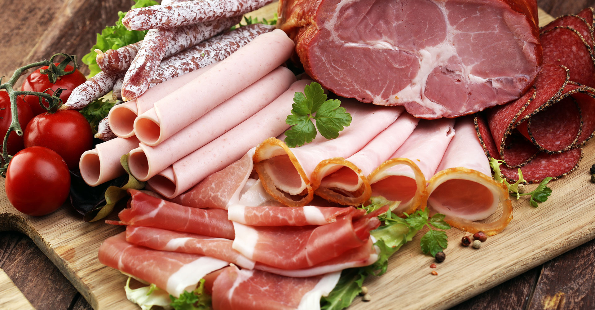 Cooked Meats G Mcwilliam Aberdeen Ltd